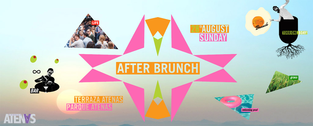 Terraza Atenas After Brunch Open Air Party